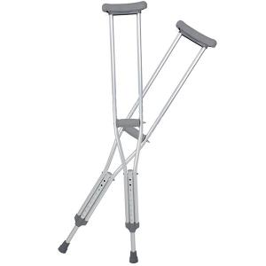 China Hospital Walking Aids Crutches , Medical Equipment Crutches MD-A01 on sale