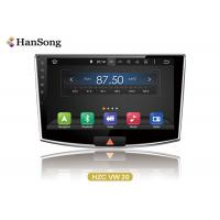China 4.0 Bluetooth Vw  Magotan Android Car DVD Player 4×41W/4Ω max Power Output on sale