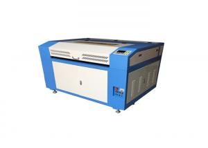 China Wood Board Co2 Laser Engraving Machine With Blade Table / Honey Well Table on sale