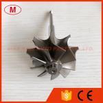 RHB5 43/52.5mm VI58 8944739540 4JB1T 8944739540 8944739541 NB150040 VA/VC/VD/VE130047 Turbine shaft wheel