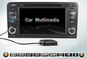 China Digital Audi A3 DVD NAVIGATION with Touch Screen Digital TFT AUD-7683GD on sale