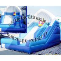 Backyard Water Inflatable Slide