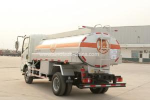 China Sinotruk Light Duty Commercial Trucks / 4×2 Fuel Delivery Truck 6 Wheels on sale