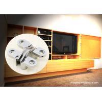 TV Cabinet Small Soss 180 Degree Cabinet Hinge , Invisible Hinges Cross Hidden Hinge