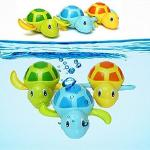 Baby Cute Swimming Turtle Bathing Bath Swimming Tub Bathtub Pool Cute Swimming Turtle Toys for Boys Girls