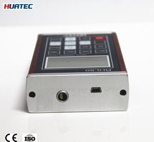 China Leebs Metal Portable Hardness Testing Machine RHL50 170 - 960 600mA on sale
