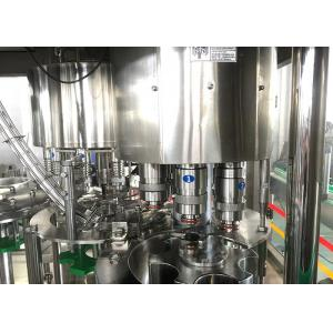 China 3 In1 Unit Automatic Water Filling Machine Rinsing Capping For Water Packing Plant on sale