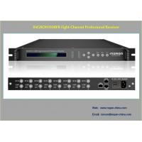 IPTV system Gateway 8*Tuner TO IP Gateway DVB-S/S2 ATSC DVB-T ISDB-T/TB Input UDP/RTP IP output in 8*MPTS or 8*SPTS