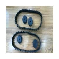 Hot-on Sell ATV Rubber Track for Robot Rubber Parts
