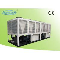 Industrial Air Conditioner Commercial Chiller Units , Air Cooled Screw Chiller 675KW