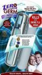 Sanitizer zero da escova de dentes da luz UV do germe com a escova de dentes brandnew no pacote