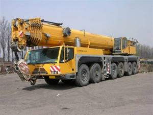 China Used TEREX-DEMAG AC250-1 in good condition on sale