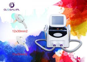 China Portable Pigment Therapy SHR IPL Machine USA Water Connector on sale