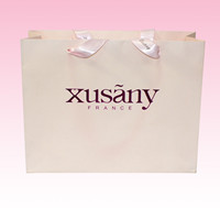 custom promotional shopping paper bag manufacturer