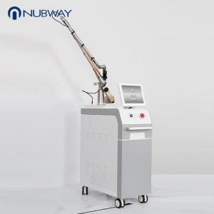 China q switched nd yag laser ruby laser tattoo removal machine  laser tattoo removal victory on sale