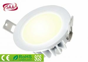 China SMD2835 Ultra Thin LED Downlight Slim LED Recessed Lighting 3000K - 7000K on sale