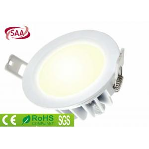 China SMD2835 Ultra Thin LED Downlight Slim LED Recessed Lighting 3000K - 7000K on sale
