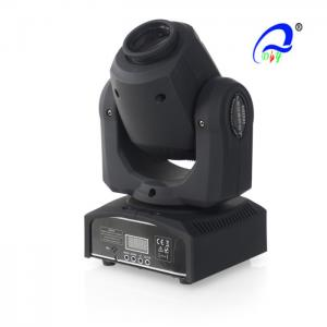 China ADJ 12W LED Mini Spot Gobo Beam Moving Head Light , Stage Disco LED Lighting on sale