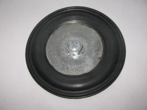 China EPDM Rubber + Zinc Plated Steel Diaphragm, Rubber With Metal Membrane on sale