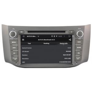 Quality 2012 2013 2014 B17 Pulsar Nissan DVD Player Android Car Radio GPS Navigation System for sale
