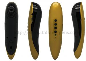 China Golden 6 Buttons Voice Book Digital Quran Player / Holy Quran Translation Pen on sale