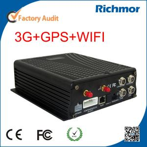 China Richmor 8CH Car Mobile DVR With 3G GPS Gsensor For School Bus on sale