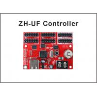 ZH-UF LED display Controller USB Port LED Display Control Card Single & Dual Color Support for Outdoor Advertising Board