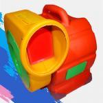 Kids Bouncy Castle Air Pump Blower 110V 60Hz / 1500W Shell Plastic Smooth Running