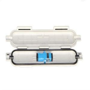 China Indoor Cable Protection Box 1 In 1 Output Type Compact Size For FTTH supplier