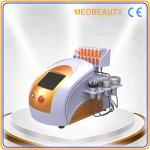 650nm diode laser& lipo laser slimming&cavitation rf vacuum body shape and weight loss