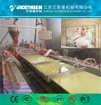 PVC ceiling profile extruder machine