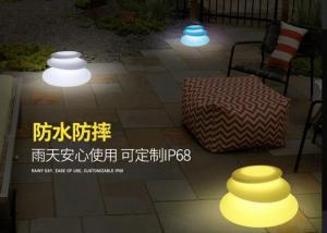 China Promotional Beautiful Stylish Cool Muti-Colors Changing LED Decorative Lighting Lamp on sale