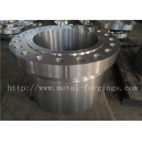Pressure Vessel Stainless Steel Flange PED Certificates F304 F304L ASTM / ASME-B16.5