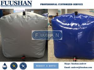 China FUUSHAN Capacity 1000L 20000L 50000L Large Transparent Water Tank from China Supplier on sale