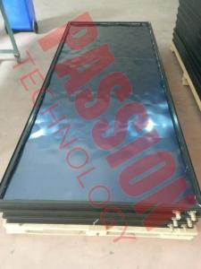 China Multi Function Evacuated Flat Plate Collector , Flat Plate Solar Heat Collector on sale