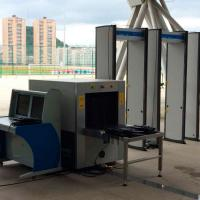 China Bus Station X Ray Security Inspection System 1018mm*810mm Tunnel Type on sale