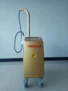China 808nm Diode Laser Hair Removal Machine Fiber Coupled Logo Customized on sale