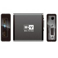 China LKV555 MHL micro-USB to VGA Adapter on sale
