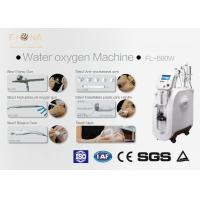 Water Spray Oxygen Therapy Facial Machine For Skin Tightening Low Noise