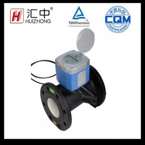 China In-line Ultrasonic Flow Meter with IP68 and Good Price on sale