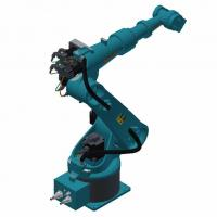1.5 M/S--1.2 M/S Speed Articulated Robot Arm With Well Knit Structure