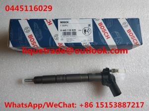 China BOSCH injector 0445116029 ,0445116030 ,original OE ,VW 03L130855X , 03L 130 855 X,03L130277 , 03L 130 277 on sale