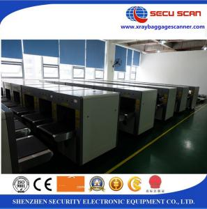 Airport Security X Ray Baggage Scanner / X Ray Airport