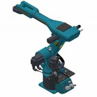 Customized Color Welding Robotic Arm With 3kg 5kg 6kg 10kg 20kg 30kg 50kg 60kg 80kg Payload