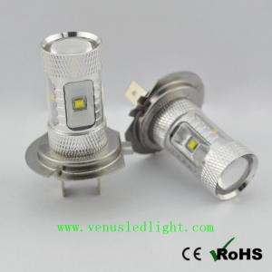 China Diamond 30W High Power H7 CREE LED Projector DRL Daytime Running Light Fog Lamp on sale