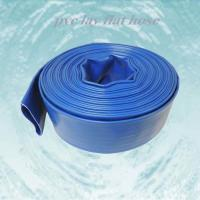 China Factory OEM 2 inch 2 bar heavy duty pvc lay flat water irrigation hose pipe