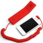 Nouveau combiné de téléphone de conception, avec la qualité MIC
