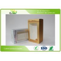 CMYK Cardboard Packaging Boxes , Offset Printing Paperboard Custom Cardboard Boxes