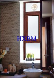 China Multi Design Solid Wood Windows And Doors Effective In Heat / Soundproof on sale