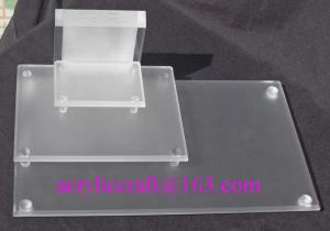 China Custom design makeup mac acrylic cosmetic display stand, cosmetic product display rack supplier